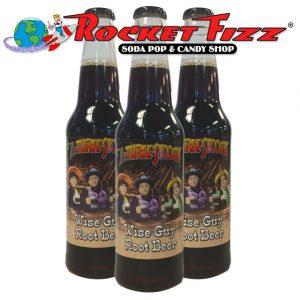 Wise Guy Root Beer From Rocket Fizz